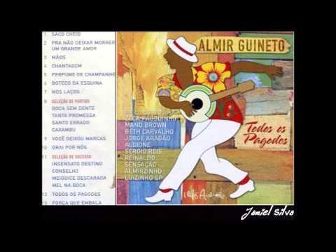 Almir Guineto Completo -  todos os pagodes {2001}  - Jamiel Silva