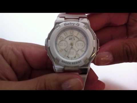Casio Baby-G Slim Marine Series Watch BGA110-7B