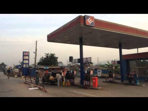 Road Trip Accra to Kumasi