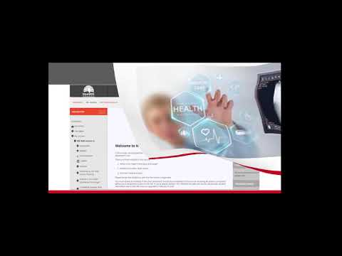HealtHIE Nevada Web Access Introduction