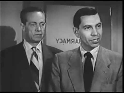Dragnet - The Big Actor - Full Episode Classic Detective TV Show