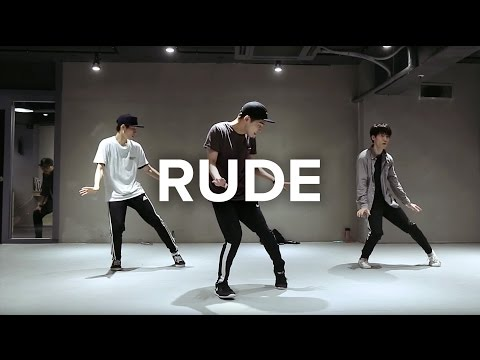Junho Lee Choreography  Rude  Magic!