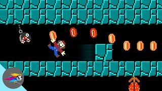Mario's Deadly Hurdles World