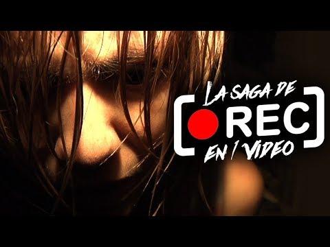 REC I La Saga en 1 Video #MaratónFedewolf