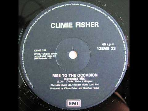 Climie Fisher Rise To The Occasion