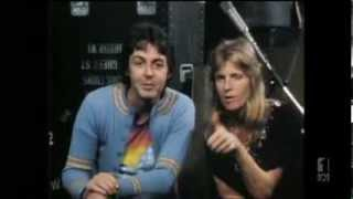 Paul & Linda McCartney: Countdown Interview 1977