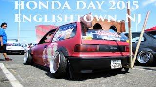 Honda Day 2015 Video Coverage - Englishtown, NJ