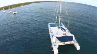 Catamaran ZEN by Saona Dreams