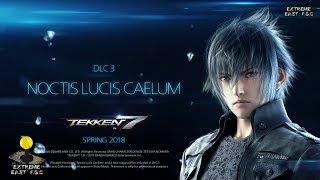 TEKKEN 7, Noctis Lucis Caelum, de Final Fantasy XV, é o novo person...