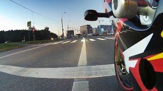 Вечерний Драйв Бутово I CBR 600 F4i