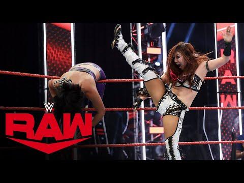 Kairi Sane vs. Bayley: Raw, July 20, 2020