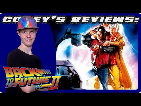 Corey's Reviews: Back To The Future Part II