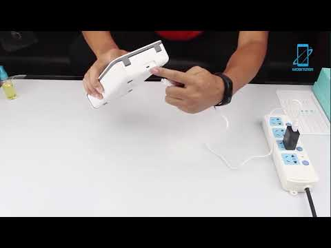 MOBITIZER: Portable UV Light Smart Cell Phone Sanitizer Sterilizer Cleaner