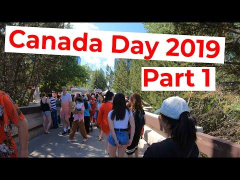 Canada Day 2019 🇨🇦 - Part 1 | Calgary 4K