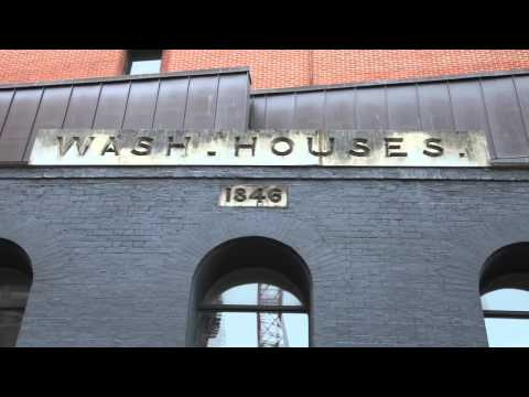 Wash houses Laurie YouTube sharing