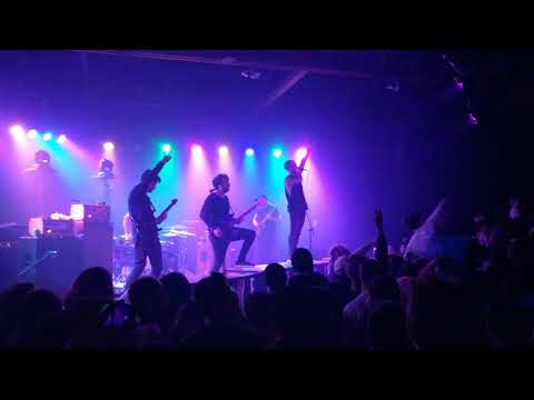 Oceans Ate Alaska - Escapist - 4K Live @ The Glass House in Pomona, California 3/16/18