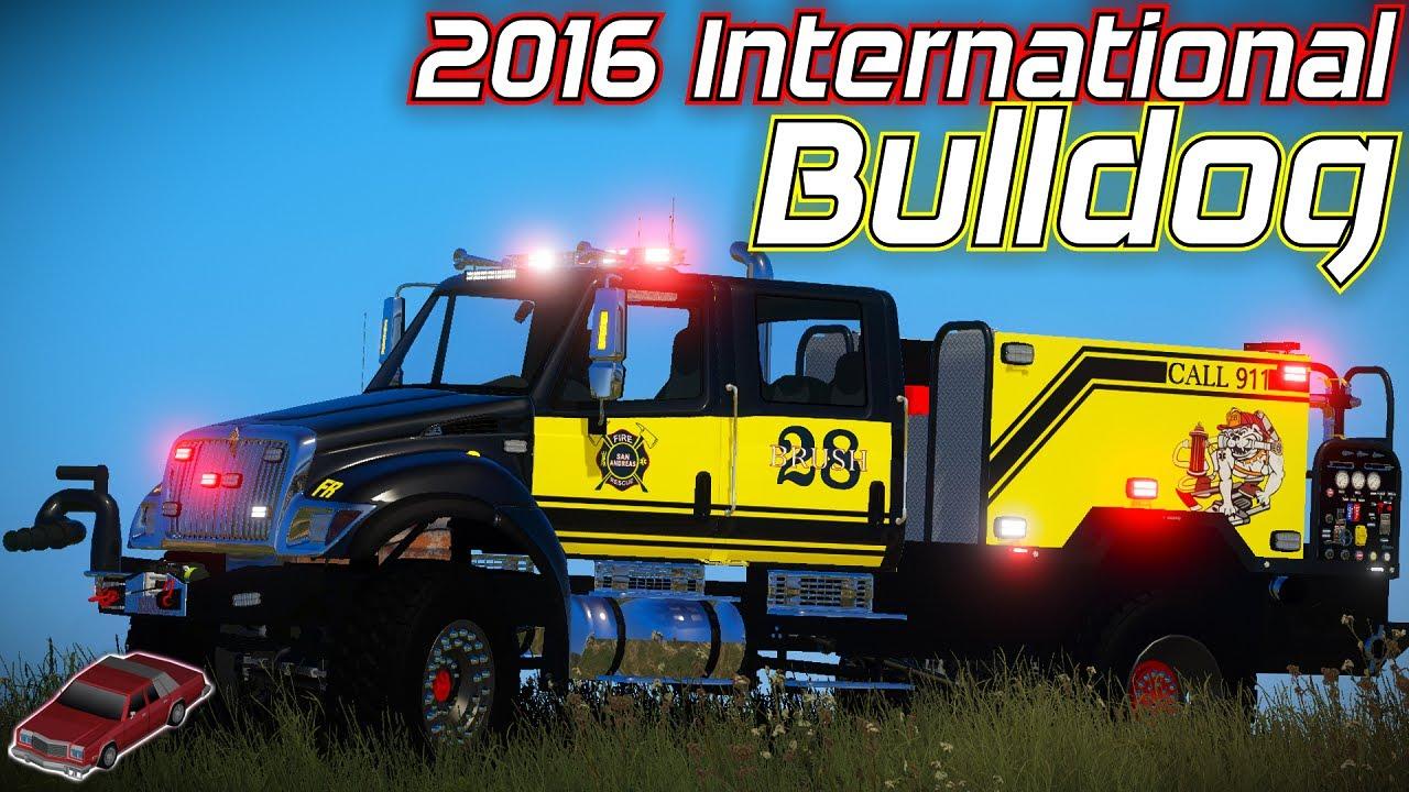 2016 International Bulldog | Showcase | Models Made By: JackTheDev#3347