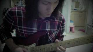 KOLOR 明信片 GUITAR SOLO COVER by秋笙 .m4v