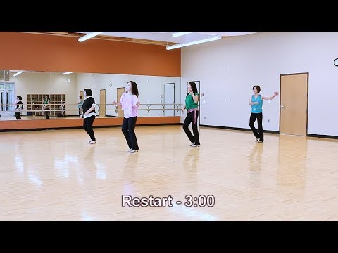Beautiful Crazy - Line Dance (Dance & Teach)