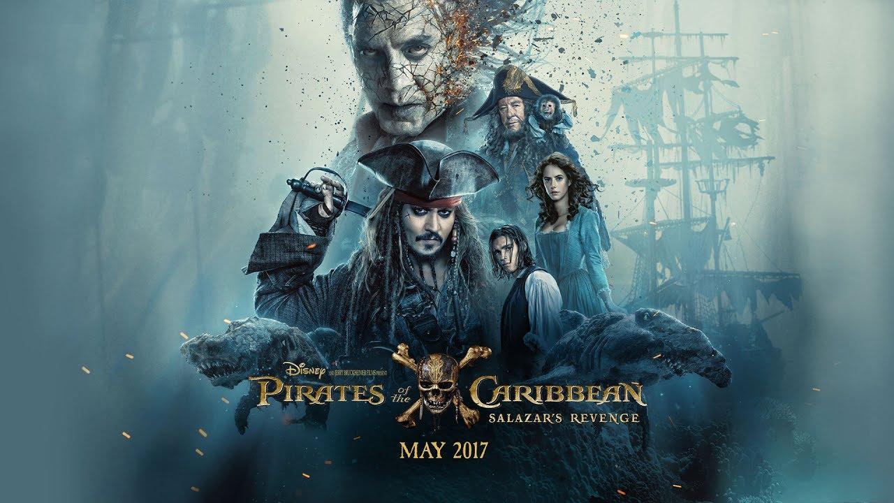 Pirates Of The Caribbean Movie Bgm