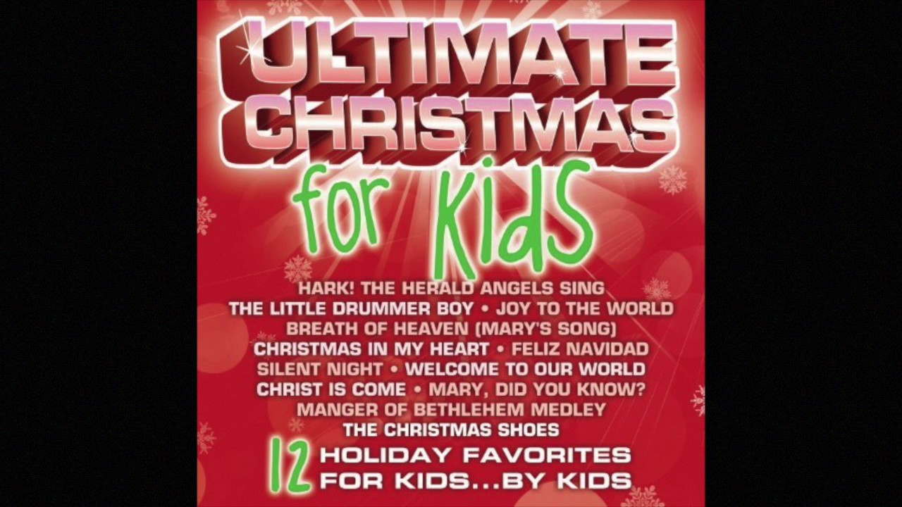ultimate kids christmas in my heart - Christmas In My Heart