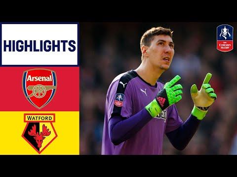 Arsenal 1-2 Watford - Emirates FA Cup 2015/16 (R6) | Goals & Highlights