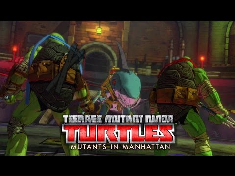 TMNT: Mutants In Manhattan #5 Armaggon & Wingnut