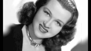 Let's Take The Long Way Home (1945) - Jo Stafford