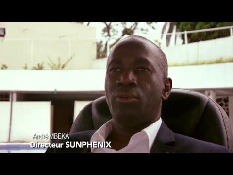 CONGO BUSINESS - André MBEKA, Société SUNPHENIX