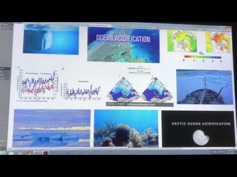 Evil Twin of Climate Change; Ocean Acidification: Part 1 of 2