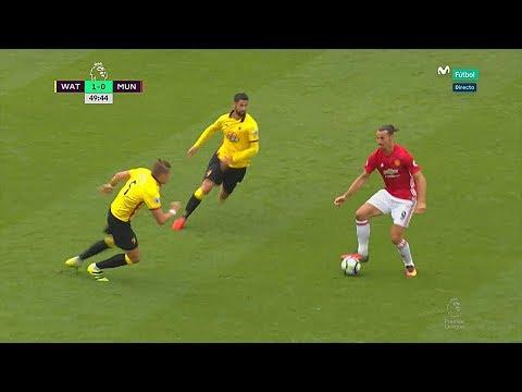 Just How Good Was Zlatan Ibrahimovic at Man United?