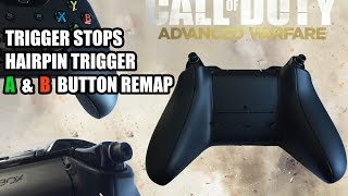 XB1 Trigger and Remap