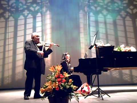 Chaikovsky Melodia Viktor Pikaizen violin