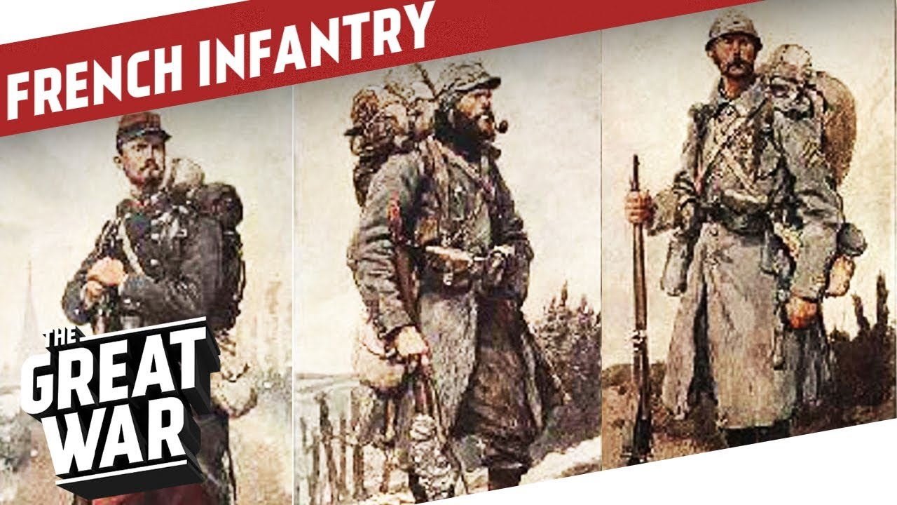 Evolution of French Infantry During World War 1 I THE GREAT WAR Special
