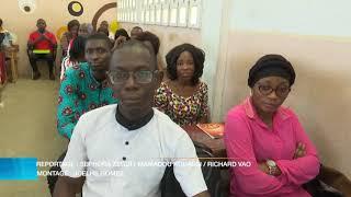 Le Flash de 18 Heures de RTI 1 du 19 août 2019 par Fatou Fofana Camara