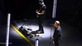 U2 Miracle Drug, Vancouver 2015-05-15
