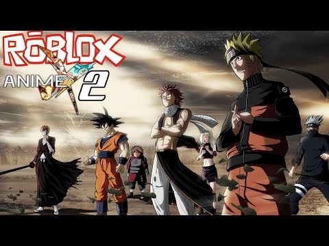 ANIME'S COLLIDE ONCE MORE! || Roblox Anime Cross 2 Episode 1 (Anime Cross 2 Beta)