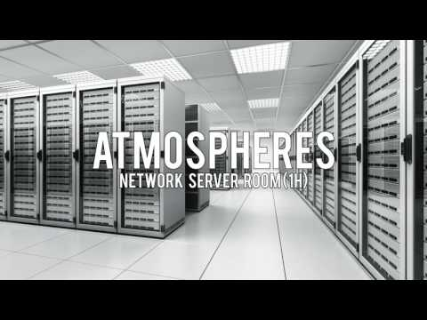 ATMOSPHERES: Network Server Room