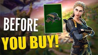 Highland Warrior | Storm Sigil Glider - Before You Buy - Fortnite