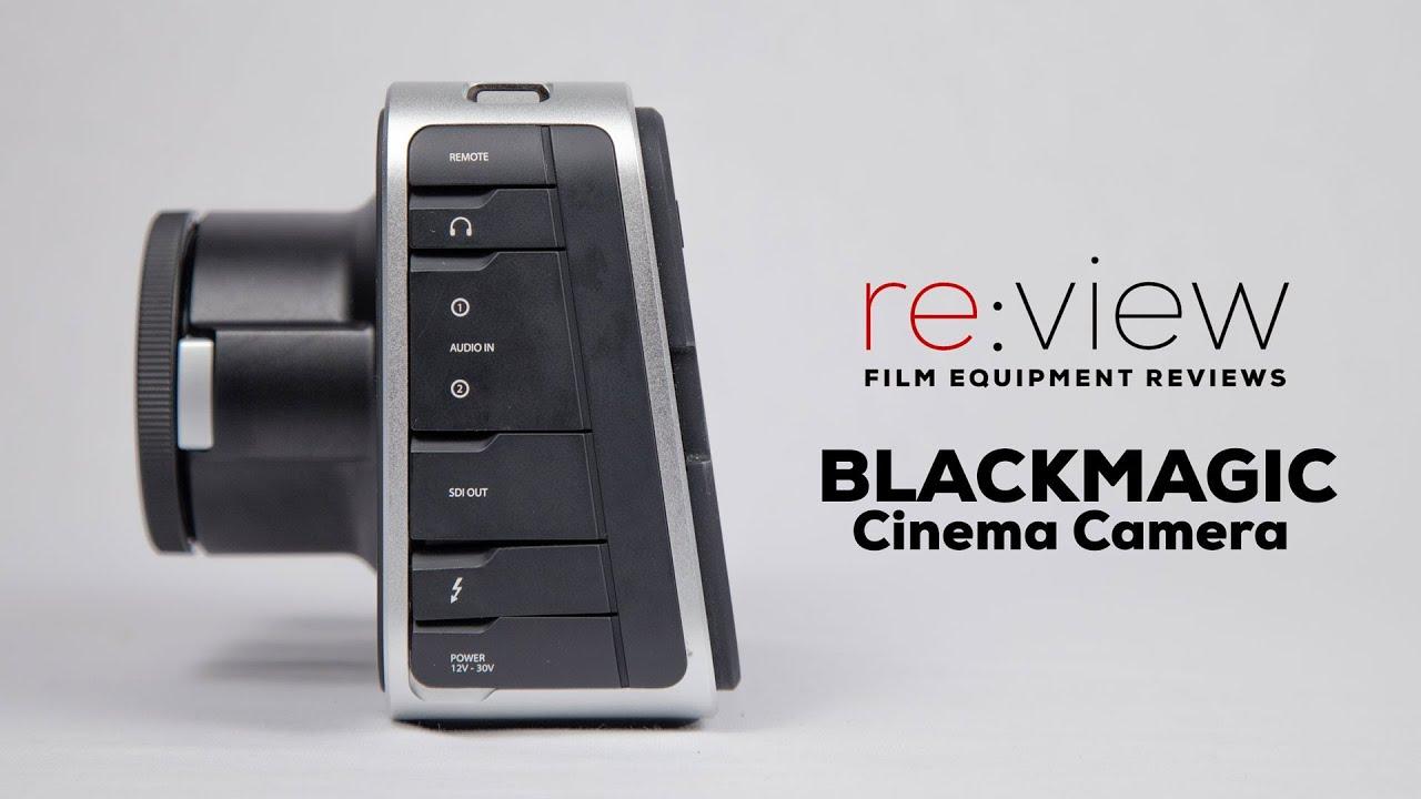 BlackMagic Design Cinema Camera EF Driver Windows