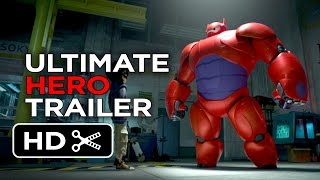Big Hero 6 Ultimativen Helden-Trailer (2014) - Disney Animation Movie HD