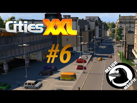 Cities XXL EP 6 - We Need Executives......... Again!!!