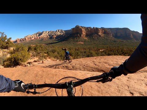 Arizona Highlights- Mountain Bike Trip to Phoenix and Sedona