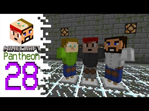 Minecraft Pantheon with Guude and OMGChad - EP28 - Cornered! thumbnail
