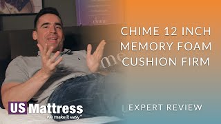 Ashley Chime 12 inch Memory Foam Cushion Firm Mattress Expert Review
