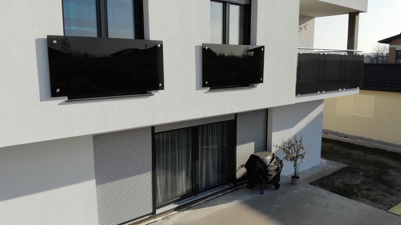Franzosischer Balkon Und Glasgelander As Edelstahlbau Youtube