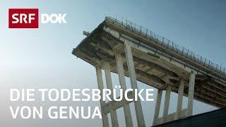 Einsturz der Morandi-Brücke in Genua – Suche nach den Ursachen der Katastrophe | Doku | SRF DOK