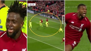 The GREATEST COMEBACK EVER! Liverpool 4-0 Barcelona Goal Review