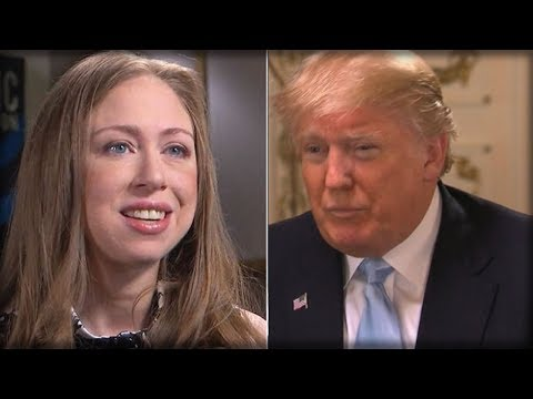 CHELSEA CLINTON ATTACKED TRUMP THIS MORNING, IMMEDIATELY REGRETS IT WHEN HE RESPONDS