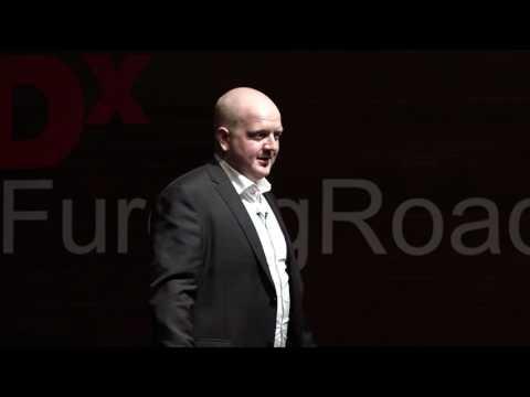 Shrugging Your Way Through Expat Life | Tim King | TEDxWestFurongRoad